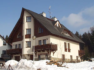 Pension / Appartement Klondajk, Riesengebirge, Harrachov