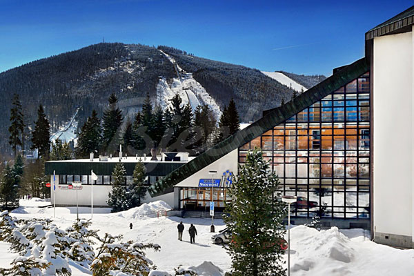 Wellness Hotel Svornost, Riesengebirge, Harrachov